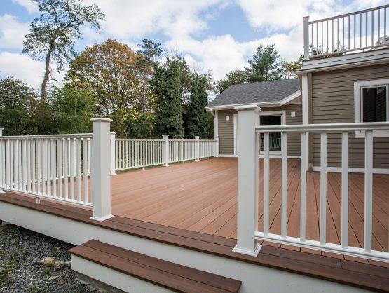 composite deck installation Fayetteville ar